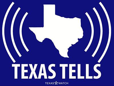 Texas Tells Logo